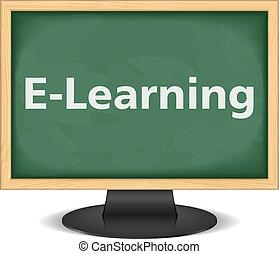 לימוד אלקטרוני
