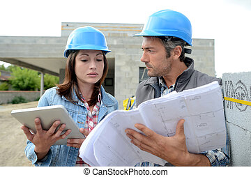 לקרוא, התחבר, אתר של בניה, התכנן