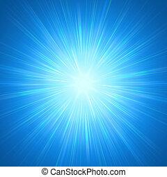 מאיר, אורות כחולים