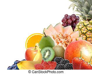 מגוון, פרי