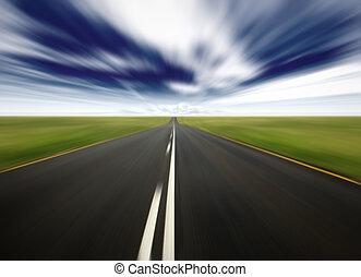 מהיר, לנהוג