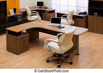מודרני, משרד