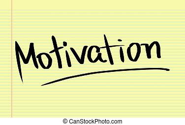 מוטיבציה, מושג