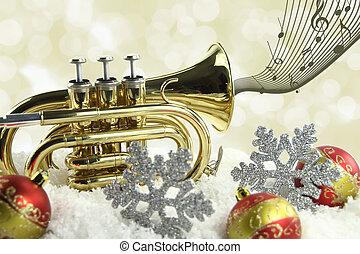 מוסיקה, חג המולד