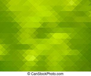 מופשט ירוק, רקע