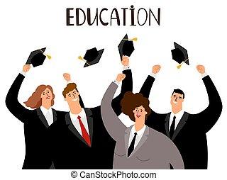 מושג, חינוך, מבוגר