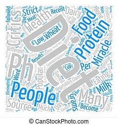 מושג, מילה, critics, טקסט, נס, דיאטה, רקע, פ., ענן