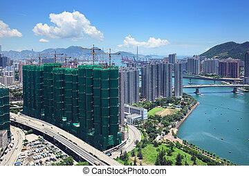 מחוז דיורי, ב, הונג קונג