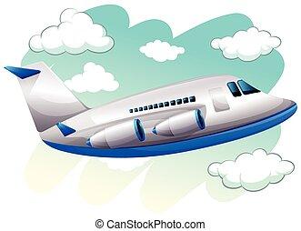 מטוס, לטוס, שמיים