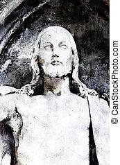 מיסטיקן, ישו