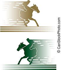 מירוץ של סוס