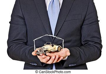 מכונית, הגנה