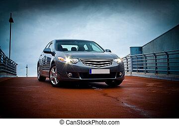 מכונית, השקפה של חזית