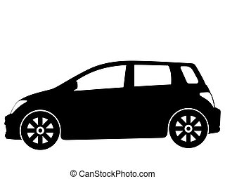 מכונית, וקטור