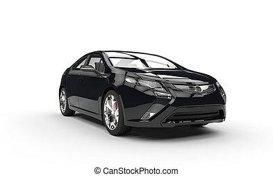 מכונית חשמלית, השקפה של חזית