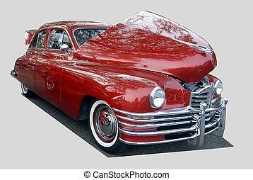מכונית מראה