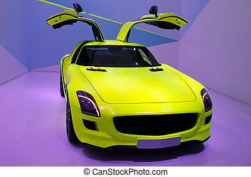 מכונית ספורט