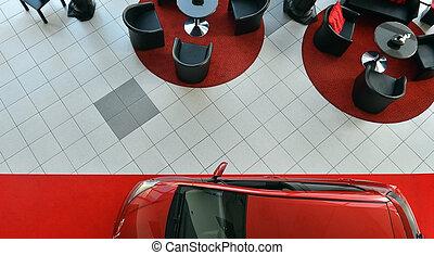 מכונית, עסק