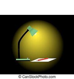 מנורה, לקרוא