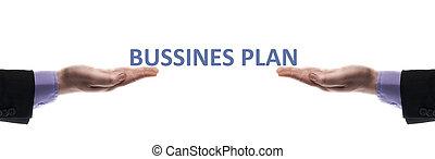 מסר, התכנן, עסק