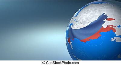 מפה, רוסיה, הארק