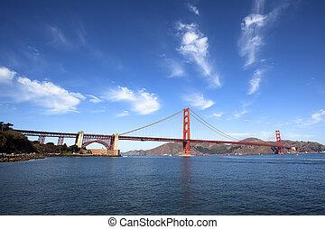 מפורסם, גשר של שער זהוב