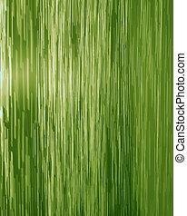מפל, ירוק