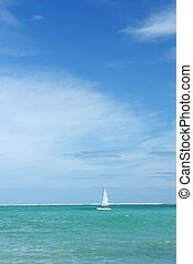 מפרשית, אוקינוס, ו, שמיים