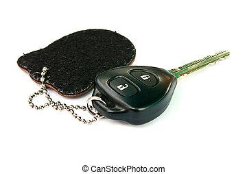 מפתחות של מכונית