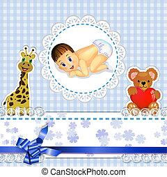 מקלחת של תינוק, הזמנה