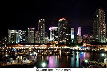 מרכז העיר, מיאמי