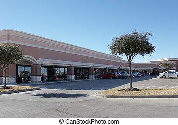 מרכז של קניות