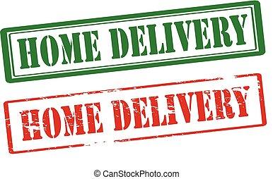 משלוח, בית