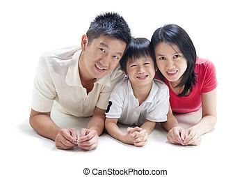 משפחה אסייתית