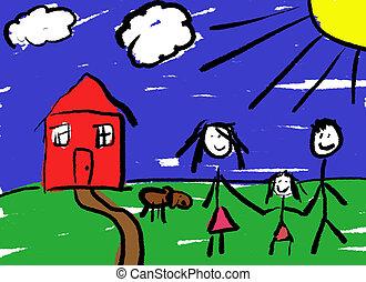 משפחה, שמח