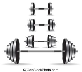משקלות, אוסף, דוגמה