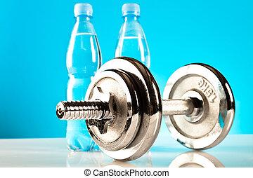 משקלות, כושר גופני