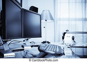 משרד של בית