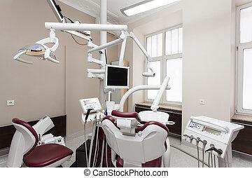 משרד של השיניים