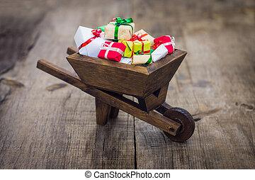 מתנות, חג המולד