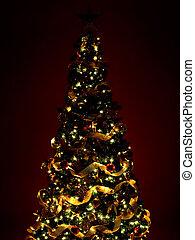 מתנות, עץ, חג המולד
