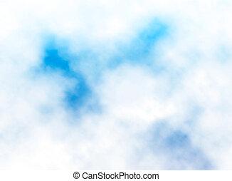 נוצי, פרט, ענן