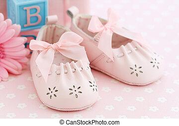 נעליים של תינוק
