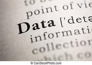 נתונים