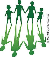 סביבתי, ערך של משפחה