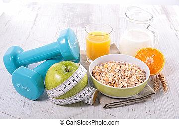 סגנון חיים בריא, ארוחת בוקר