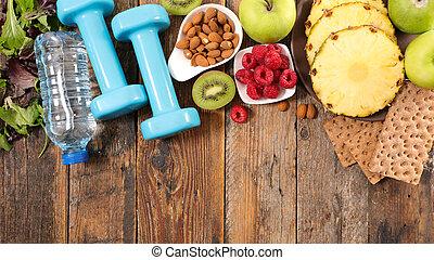 סגנון חיים בריא, כושר גופני