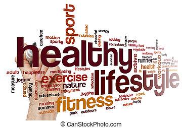 סגנון חיים בריא, מילה, ענן