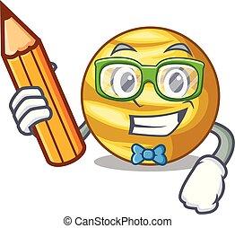 סטודנט, שמיים, כוכב לכת, מעל, ונוס, ציור היתולי, קרן