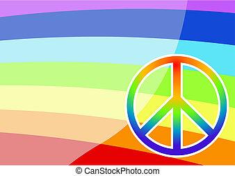 סימן של שלום
